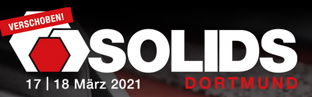 Solids 17. bis 18.03.2021 in Dortmund